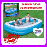 Bestway 54006 Mainan Anak Uk 262 Kolam Renang Mandi Bola Anak