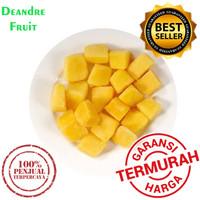 MURAH BGT 5x100gr Mangga Harum Manis Frozen Mango Buah Beku Harumanis