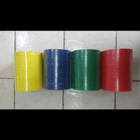 selotip buah 9mm for bag neck sealer - Biru