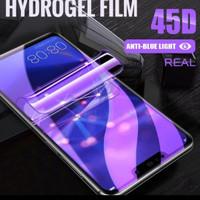 ANTI BLUE LIGHT OPPO F5 YOUTH HYDROGEL FRONT BACK - BLUE LIGHT, DEPAN BELAKANG