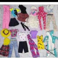baju boneka 1/6 bisa untuk barbie bjd