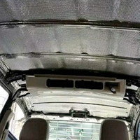 Peredam panas Aluminium foil/Peredam kap mesin mobil/Peredam atap 3mm