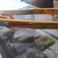 arem arm b pro suzuki satria fu cnc gold variasi motor