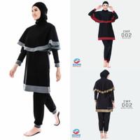 Baju Renang Muslimah Muslim Syari Wanita Dewasa Swimwear Edora EMP