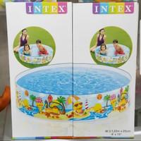 Intex kolam renang anak-kolam renang tanpa pompa