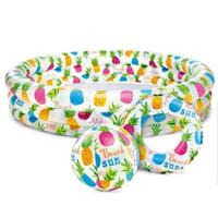 INTEX Kolam Renang Anak - Mainan Kolam Renang Anak Bonus Bola