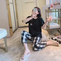 Piyama 4 Burb Import Baju Tidur Panjang Perempuan Anak Remaja Wanita
