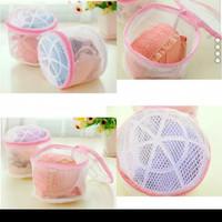 Bra Laundry Bag Tempat Mencuci Bra Kantong Mesin Cuci Jaring