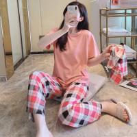 Piyama 2 Burb Import Baju Tidur Panjang Wanita Remaja Anak Perempuan