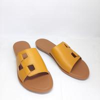 sandal wanita kulit asli model engsel aquilla
