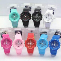 Jam tangan Anak Remaja Analog Fashion Pilot 002 Original water resist