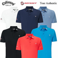 Kaos Kerah Polo shirt Sport Golf Callaway