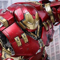 Hot Toys Avengers Age of Ultron Iron Man Mark 44 Hulkbuster Figure