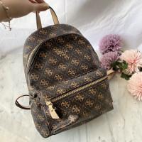 tas ransel backpack wanita branded guess (guess backpack leeza)