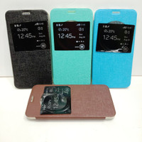 UME Enigma Premium Leather Case/Flipcover Asus zenfone 2 laser 5.5