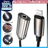 Adapter Lightning to Lightning Jack Audio Baseus Converter iPhone L56