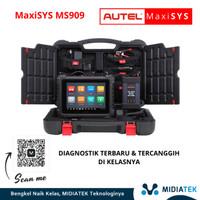 AUTEL MaxiSys MS909 Scanner Otomotif Professional Terbaru dan Canggih