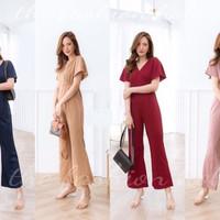 baju jumpsuit wanita terbaru 2020/jumpsuit wanita dewasa/baju murah