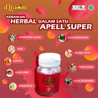 Apell Super Pelangsing herbal 100% Original