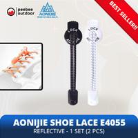 AONIJIE E4055 Sport Reflective Shoelace Tali Sepatu ORIGINAL TERMURAH