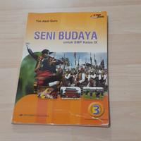 BUKU SENI BUDAYA KELAS 9 3 SMP KTSP 2006 ERLANGGA