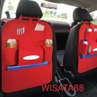 Car Seat Organizer/Back Seat Organizer/Tas Blkg Jok Mobil Multifungsi