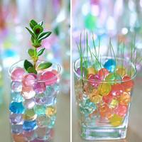 Hidrogel Water beads 5gr / media tanam & mainan anak