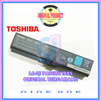 ORIGINAL Baterai Battery Laptop Toshiba satelite L640 L740 C600 C640