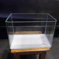 AQUARIUM KANDILA BENDING SUPER CLEAR GLASS TANK 30X18X20