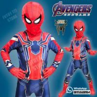 baju spiderman anak kostum spiderman anak kostum anak laki laki 250
