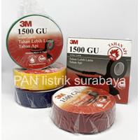 Isolasi Listrik 3M 1500 GU / Solasi Listrik Tahan Api / Anti Bakar