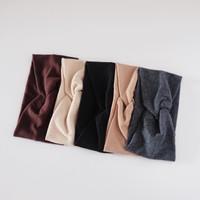 Knot Knit Bandana - Bando Kain Bando Karet Bando Fashion KOREA Import