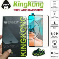 kingkong Tempered glass Full Cover POCOPHONE POCO F2 PRO anti gores