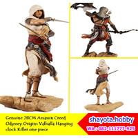 Genuine 28CM Assassin Creed Action figure Odyssey Origins Valhalla Han