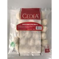 Baso Ikan ( Fish Ball ) 500 gram / Bakso ikan CEDEA