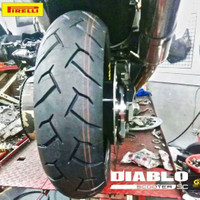 paket ban ADV Pirelli Diablo rosso Scooter 120/70-14 & 140/60-13
