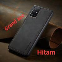 soft case Samsung A51 case kulit PU original back cover caseme