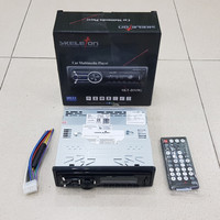 SINGLE DIN DVD SKELETON USB MULTIMEDIA PLAYER MURAH