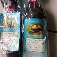 jaring burung sawah bahan senar warna hitam 012 13/4 50 md x 100 yds