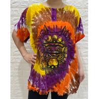 Baju Pelangi Bali Motif Barong Size Jumbo