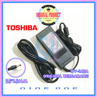 Charger Adaptor Laptop Notebook Toshiba 19V 3.95A Ori