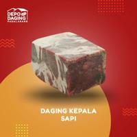 Daging Kepala Sapi - Beef Head Meat - Untuk bakso / produk olahan lain