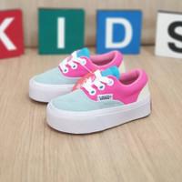 Sepatu vans anak perempuan pink//sepatu anak termurah