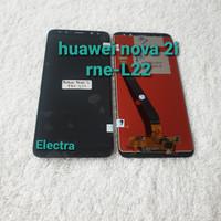 lcd touchsreen huawei nova 2i RNE-L22 black