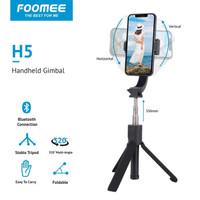 Handheld Gimbal Tongsis dan Tripod Otomatis Selfie Foomee H5 Keren