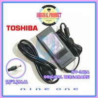 Charger Adaptor Laptop Notebook Toshiba L500 L510 C800 Ori