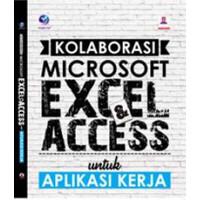 buku Kolaborasi Microsoft Excel dan Microsoft Access untuk Aplikasi Ke
