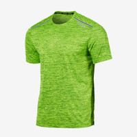 RIORS - SHIRT RE-CHARGE 5.0 MENS - LIME GREEN