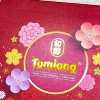 Kue Tamiang Pia Kacang Hitam Merah O Tausa Bapia non halal Medan
