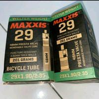 CC64 Ban dalam sepeda MTB 29 x 1.90 - 2.35 FV merk maxxis